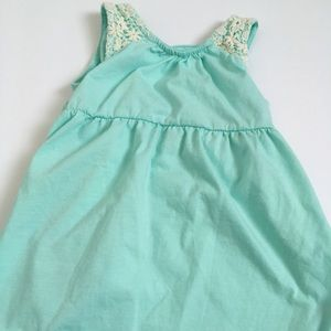 Other - Light blue and hot pink 2t dresses